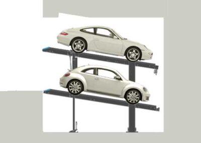 Parkovací systémy DE-37