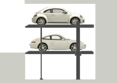 Parkovací systémy DE-38