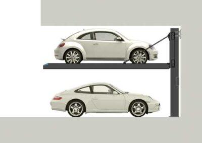 Parkovací systémy DE-40
