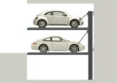 Parkovací systémy DE-48