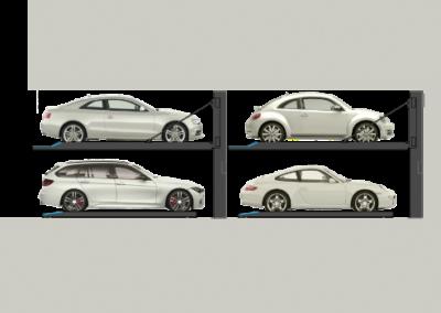 Parkovací systémy DE-611